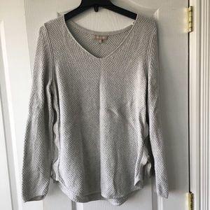 Side Zip BR Sweater